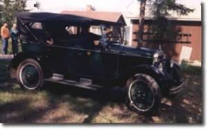 Chevrolet Deluxe 1925