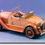 Gartner Wood Ford Model A Sculpture