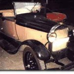 Ford Model A 189