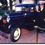 Ford Model A Deluxe Coupe 1931