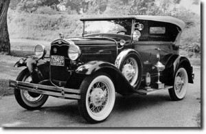 Ford Model A Phaeton 1931