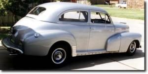 Chevrolet 1948