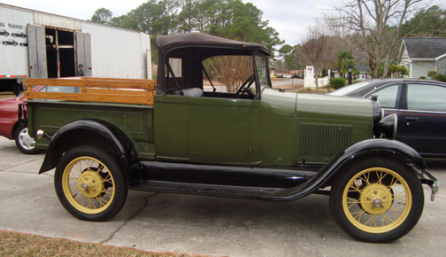 Ford Model A Pickup  Netclassics  Antique Toys Cars Boats