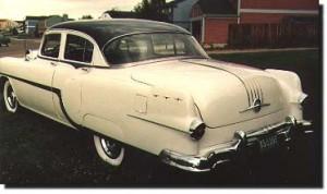 Pontiac Starchief 1954