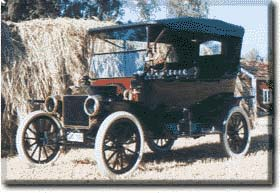 Ford Model T Toruing 1914
