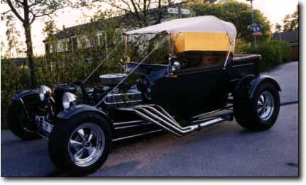Ford Model T HotRod