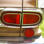 Dodge dart GT -66 rear light Netclassics