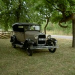 Ford Model A Phaeton 1928