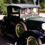 Ford Model A Coupe Deluxe 1931