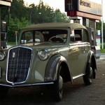 Opel Olympia Cabrio Coach 1937