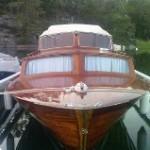 evys båt vid hamnen 1