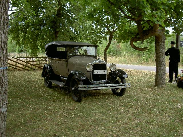 Ford Model A Phaeton 1928
