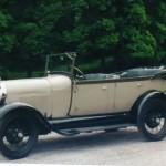 Ford Model A Pheaton