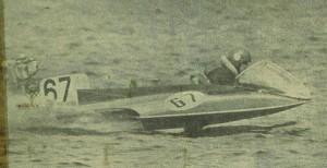 Henry Johansson segrare i Vattudal