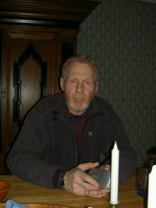 Staffan Berggren Vittangi