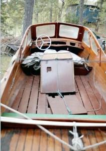 Båt utan spant Uppsala