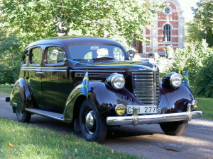 Chrysler Royal 1938