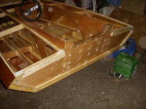 Mad Cap Race boat