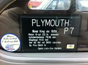 plym 39 skylt50