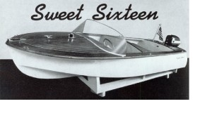 Sweet Sixteen Marieholm Sport Boat history