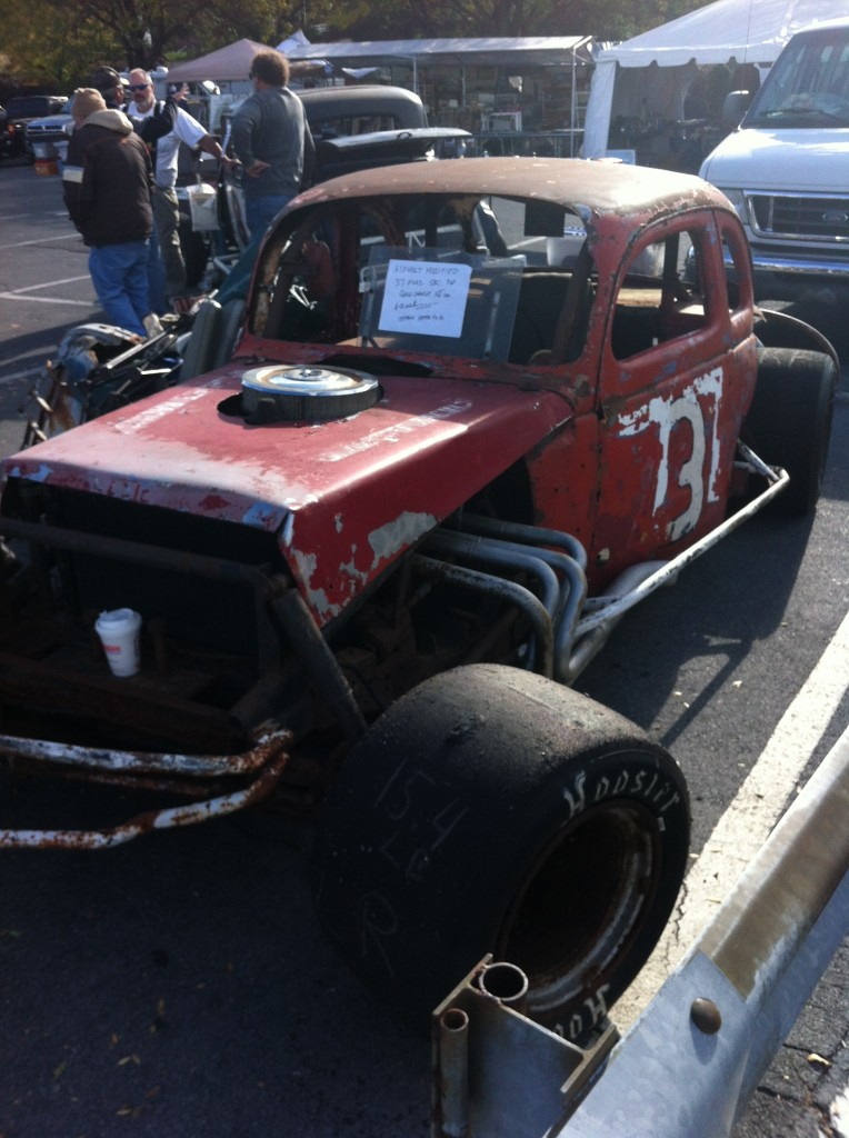 stock car Hershey