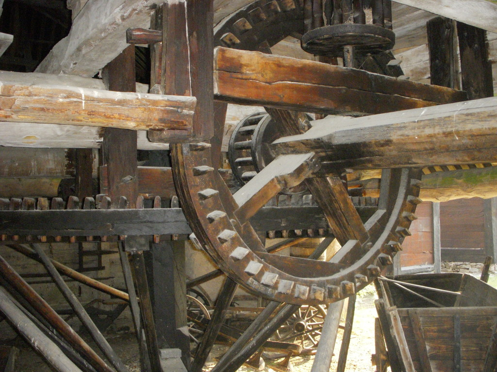 Tröskvandring Bungemuseet