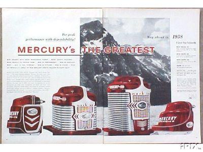 1958 Mercurymodeller