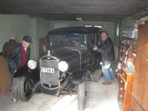 Ford 3-door Sedan 1931