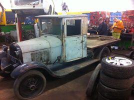 A-Ford 1929 1,5 ton Swedish