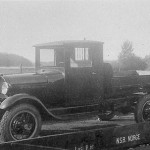 Ford Model AA from Norway