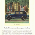 Ford A 1928 AD