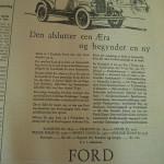 annons Fyens Tidende 26 Jan 1928 AFord